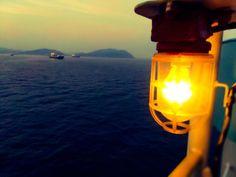 Lamp On the Ship (Korea)