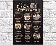 Coffee Sign Wood Wall Art Kitchen Wall Decor Kitchen Signs Coffee Bar Sign Coffee Gift For Women Gifts For Men Gift Panel Effect Wood Art by Woodprintz Kitchen Signs, Kitchen Wall Art, Wooden Wall Art, Wood Wall, Menu Café, Art Café, Coffee Bar Signs, Modern Wall Decor, Panel