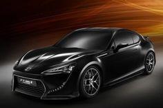 Subaru BRZ - Black Edition