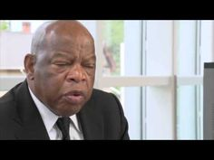 """Congressman John Lewis (D-GA) answers the question """"What was it like growing up in Alabama under Jim Crow?"""""""
