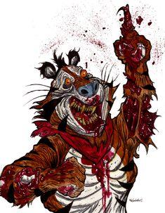 Tony the Zombie