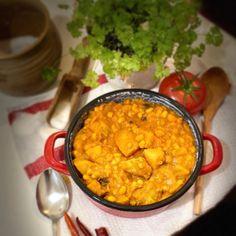 Burgonya dahl Dahl, Chana Masala, Ethnic Recipes, Food, Essen, Meals, Yemek, Eten
