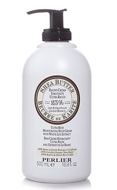 Perlier Shea Butter Moisturizing Bath Cream with White Lily Extract ~ 16.9 -- Find out more about the great product at the image link. (This is an Amazon Affiliate link and I receive a commission for the sales)