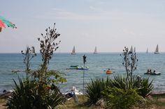 sail away, beautiful view at North Shore resort, in Lakeport Michigan
