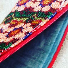 Just arrived from Coastal Oaxaca!!! Tomorrow in our etsy shop #handembroidered #purse #glassbeads #chaquira #valentineday #giftsforall #hanmade by naiveslowfashion