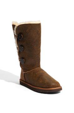 UGG® Australia 'Bailey Button Triplet' Boot (Bomber) (Women) | Nordstrom
