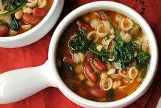 本格ミネストローネをぜひ♡豆を贅沢に使ったトロトロスープであったまろう|CAFY [カフィ]