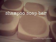 shampoo soap bar -  300g Castor Oil  600g Coconut Oil  100g Jojoba Oil  300g Sunflower Oil  200g Beef Tallow  50g Hemp Seed Oil