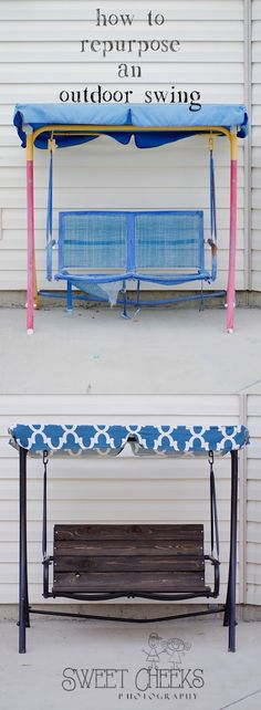Patio Swing Replacement Seat: 3 Seat Swing Cushion Replacement