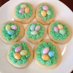 Egg-cellent sugar cookies