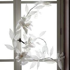 West Elm's paper garland