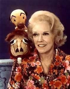 Kukla, Fran and Ollie is an early American television show using puppets, originally created for children but soon watched by more adults than children. It did not have a script and was entirely ad-libbed. It first aired from Oct. 1947 to May 1957.