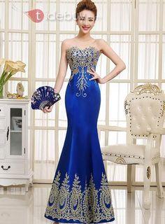 Imagenes vestidos de noche elegantes
