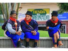 Guambiano men in Silvia, Colombia Colombia South America, New Mexico, Missouri, Ethnic, Men, Spaces, Color, Salta, Colombia