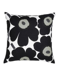 Marimekko Pieni Unikko Decorative Pillow   Hudson's Bay