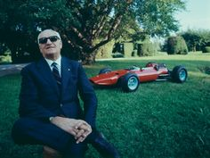 Enzo Ferrari. The one. The only. The legend who started it all.