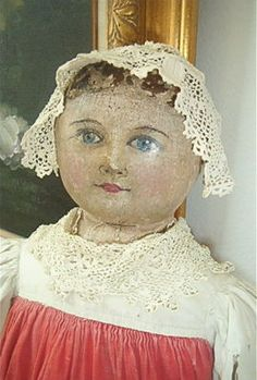 Sweet Antique Doll