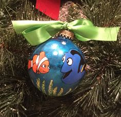 personalized disney christmas ornaments