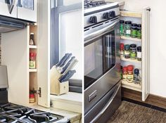 Before & After: A Tiny Brooklyn Kitchen Opens Up — Sweeten