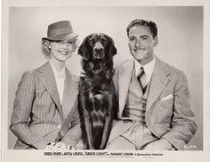 Vintage 1937 GREEN LIGHT Superb WB 8x10 Portrait ERROL FLYNN Early CLASSIC