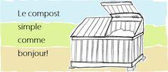 Suite à des discussions avec des personnes de mon entourage, je me suis rendu compte que le compost, si simple à mes yeux, demeure une source d'inquiétude et de questionnement pour beaucoup. Je vais donc essayer de répondre aux questions les plus fréquentes et de démystifier cette pratique. Qu'est-ce que je vais faire de tout …