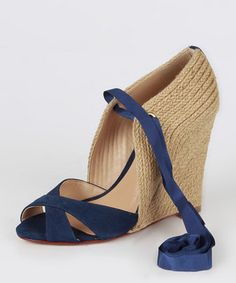 Wedge Sandals, Wedge Shoes, Shoes Heels, Ella Shoes, Shoe Closet, Shoe Bag, Kinds Of Shoes, Sexy High Heels, Cute Shoes