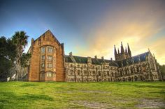 University of Sydney | 25 Of The Most Beautiful College Campuses In The World