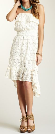 Bora Bora Lace Dress