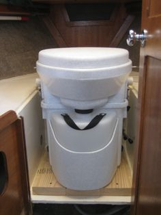 Our Nature's Head composting toilet. Toilet Installation, Composting Toilet, Boats, Traditional, Canning, Nature, Naturaleza, Ships, Home Canning