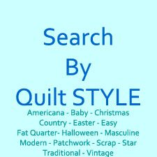 McCalls free quilts - Search by Style Icon
