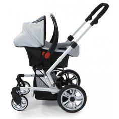 Gesslein Kinderwagen Future III, Hula hoop reifen kaufen und abnehmen,... ❤ liked on Polyvore featuring babie