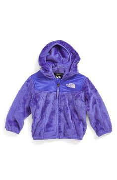 8a49bc2a63a The North Face  Oso  Fleece Hoodie (Baby Girls)