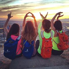 Watch a sunset. Take a break and enjoy the moment.   #Q134 #Questival #gearforgood #cotopaxi #tothemoxie