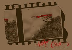 Neko Case Gig Poster Silk Screen Folk Americana Louisville