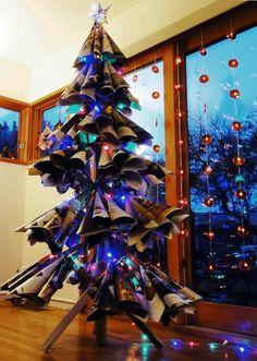 Les fêtes de fin d'années approchent et comme chaque année, on se prépare à mettre notre bon vieux sapin ! D'ailleurs, si vous en avez assez de votre sapin, voici quelques idées qui pou…