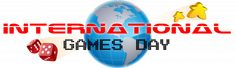 International Games Day @ your Library, Nov. 15th, 2014 from 1-4 p.m.