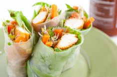 Spring Roll Recipes With Sweet And Savory Fillings | Easy Homemade Recipes Every Beginner Should Master | https://homemaderecipes.com/easy-homemade-recipes/