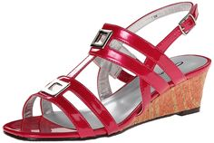 Annie Shoes Women's Agate Sandal ** Details can be found by clicking on the image.