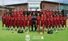Revealed: Liverpool FC's official squad photograph - Revealed: Liverpool FC's official squad photograph Football Liverpool, Liverpool Squad, Liverpool Stadium, Camisa Liverpool, Anfield Liverpool, Liverpool Champions League, Liverpool Vs Manchester United, Liverpool Players, Champs