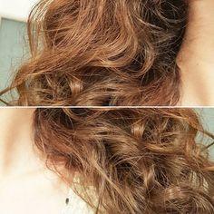 Voici ma routine pour cheveux secs, bouclés et fins. Il faut hydratation, entretien et douceur. Avant shampoing, shampoing, masque et coiffage de boucles !