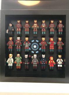 Mizan - Welcome my homepage Iron Men, Lego Minecraft, Lego Ironman, Lego Ninjago, Alter Computer, Figurine Lego, Best Lego Sets, Lego Custom Minifigures, Lego Display