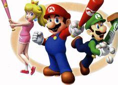 mario and luigi   Mario And Luigi Peach Pictures