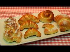 Receta de la masa danesa ideal para bolleria - YouTube