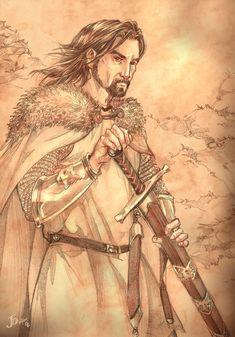 Dolfen - Eddard Stark 1