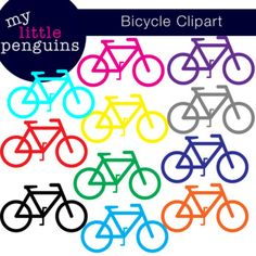 This download includes 11 Bicycle Clipart (300 ppi resolution).Clip art and graphics may be used for personal or commercial use.You may not resell graphics alone, they must be incorporated into an original design or resource.Please make sure all files are secured in a PDF so that clip art cannot be copied.Please proved my button in your credits and link it up to my TpT store!Let me know if you have any questions!Don't forget to make your clipart pop add a shadow!