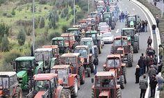 Ξεκινούν κινητοποιήσεις οι αγρότες – Πού θα «στηθούν» τα πρώτα μπλόκα