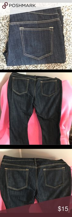 Diva Jeans by Old Navy - Never Worn Excellent condition - never worn or washed.  Smoke free home.  Size is 16 Long. Old Navy Jeans Flare & Wide Leg