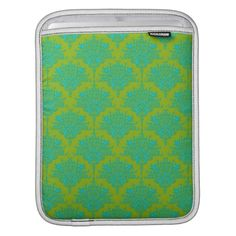 ==>>Big Save on          	Bright Green and Turquoise Floral Damask iPad Sleeves           	Bright Green and Turquoise Floral Damask iPad Sleeves online after you search a lot for where to buyReview          	Bright Green and Turquoise Floral Damask iPad Sleeves Online Secure Check out Quick an...Cleck Hot Deals >>> http://www.zazzle.com/bright_green_and_turquoise_floral_damask_ipad_sleeve-205411680966275439?rf=238627982471231924&zbar=1&tc=terrest