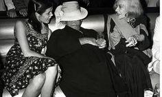 Truman & Gloria Swanson