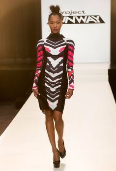 Project Runway reactions and recaps